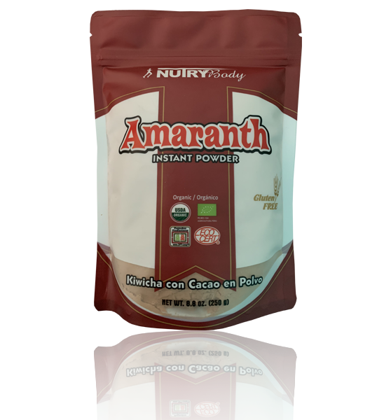 Amaranth Instant Powder